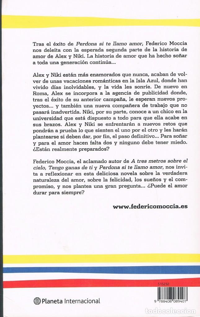 Libros de segunda mano: PERDONA PERO QUIERO CASARME CONTIGO DOS FOTOGRAFÍAS ((COMO NUEVO)) TAPAS DURAS - Foto 2 - 140048206