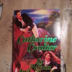 Libros de segunda mano: LA NOVIA DE SHERBROOKE - CATHERINE COULTER. Lote 140160494