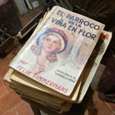 Libros de segunda mano: LA NOVELA ROSA . EDITORIAL JUVENTUD. Lote 141197590