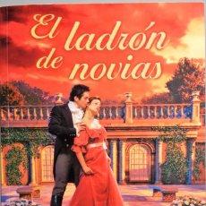 Libros de segunda mano: JACQUIE D´ALESSANDRO - EL LADRÓN DE NOVIAS - 1º EDICIÓN FEBRERO 2003 - EDICIONES B, S.A.. Lote 141660470