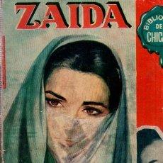Libros de segunda mano - ZAIDA. MARIA DE LA CONCEPCION MEDINA BOCOS. EDICONES CID. 1975. - 142047306