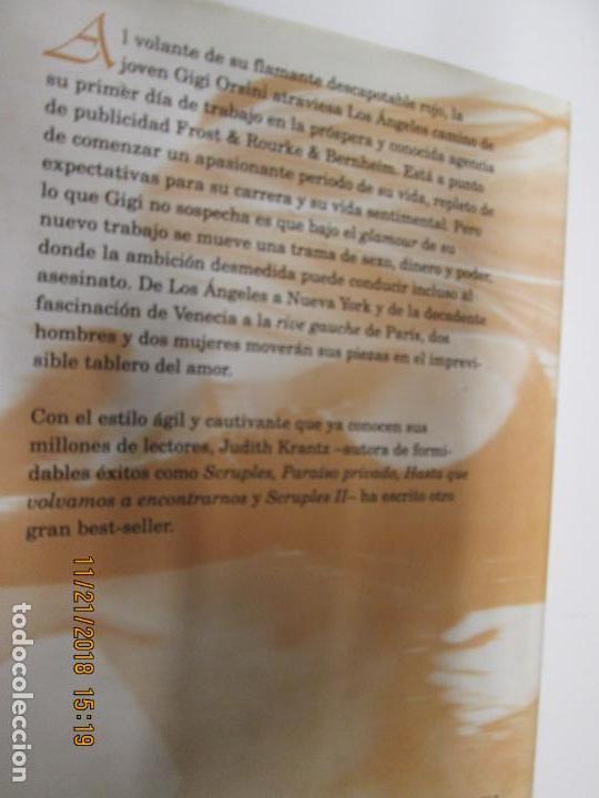 Libros de segunda mano: AMANTES - JUDITH KRANTZ - EDITORIAL EMECE 1ª EDICIÓN 1996 - Foto 2 - 142195222