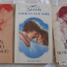 Libros de segunda mano: LOTE 3 LIBROS CORIN TELLADO. Lote 142885214