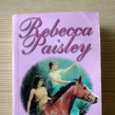 Libros de segunda mano: DESEOS MÁGICOS - REBECCA PAISLEY - EDITORIAL LIBSA 2000. Lote 143229310