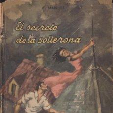 Libros de segunda mano: EL SECRETO DE LA SOLTERONA E. MARLITT. Lote 144786898
