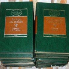 Libros de segunda mano: LOTE 16 LIBROS - GRANDES NOVELAS DE AMOR DE LA LITERATURA UNIVERSAL - VER TITULOS Y FOTOS. Lote 146427826