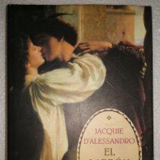 Libros de segunda mano: JACQUIE D'ALESSANDRO / EL LADRON DE NOVIAS / TAPA DURA CIRCULO DE LECTORES. Lote 146799254