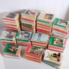 Libros de segunda mano: GRAN LOTE 175 NOVELAS HARLEQUIN (JAZMIN, BIANCA, JULIA Y OTRAS). Lote 147546566