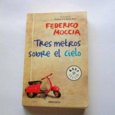 Libros de segunda mano: TRES METROS SOBRE EL CIELO. FEDERICO MOCCIA. Lote 147625774