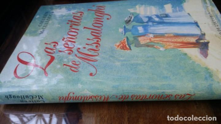 Libros de segunda mano: las señoritas de Missalonghi, Colleen McCullough - Foto 2 - 147765274