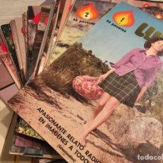 Libros de segunda mano: LUCECITA FOTONOVELA RADIO NOVELA DEL 1 AL 28 - MÁS TAPAS DEL PRIMER TOMO - EDICIONES 1975 . Lote 147992386