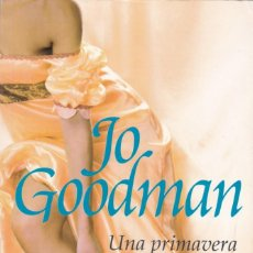 Libros de segunda mano: JO GOODMAN - UNA PRIMERA PARA PECAR - EDITORIAL PLANETA 2007. Lote 148129702