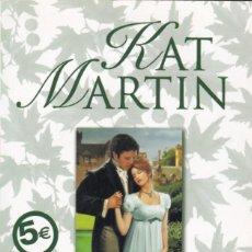 Libros de segunda mano: KAT MARTIN - PELIGROSA INOCENCIA - EDICIONES B 2006. Lote 148138078