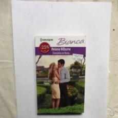 Libros de segunda mano: NOVELA ROMANTICA COL. BIANCA - DIAMANTES EN ROMA DE MELANIE MILBURNE. Lote 148216526