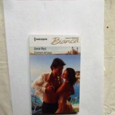 Libros de segunda mano: NOVELA ROMANTICA COL. BIANCA - EL EMISARIO DEL JEQUE DE ANNIE WEST . Lote 148216830