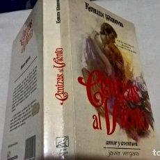 Libros de segunda mano: LIBROS: CENIZAS AL VIENTO - JAVIER VERGARA (ABLN). Lote 148561658