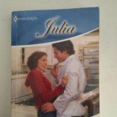 Libros de segunda mano: JULIA HARLEQUIN. Lote 149511126