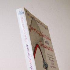 Libros de segunda mano: PERSIGUIENDO UN DIAMANTE,LAUREN WEISBERGER,EDITORIAL PLANETA INTERNACIONAL,2010.. Lote 149588786