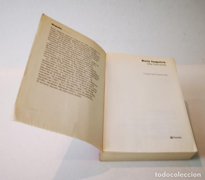 Libros de segunda mano: Villa Diamante,Boris Izaguirre,Editorial Planeta,2008. - Foto 2 - 149693254