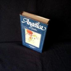 Libros de segunda mano: ANNE Y SERGE GOLON - ANGELICA EN QUEBEC, Nº 11 - CIRCULO DE LECTORES 1983. Lote 149722182