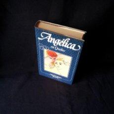 Libros de segunda mano: ANNE Y SERGE GOLON - ANGELICA EN QUEBEC, Nº 11 - CIRCULO DE LECTORES 1983. Lote 149722502