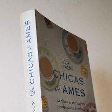 Libros de segunda mano: LAS CHICAS DE AMES,JEFFREY ZASLOW,EDITORIAL PLANETA,2010.. Lote 149744682