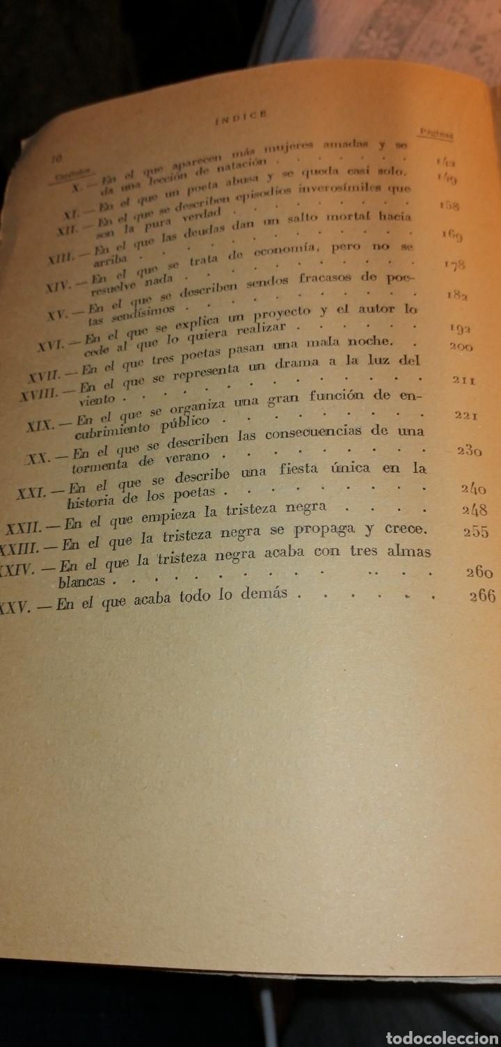 Libros de segunda mano: NOVELA DE 1949 TRES POETAS JUNTO AL MAR DE NOEL CLARASO - Foto 5 - 149974454