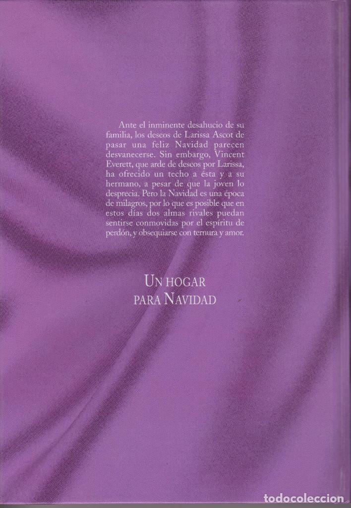 Libros de segunda mano: UN HOGAR PARA NAVIDAD. JOHANNA LINDSEY - Foto 2 - 150429866