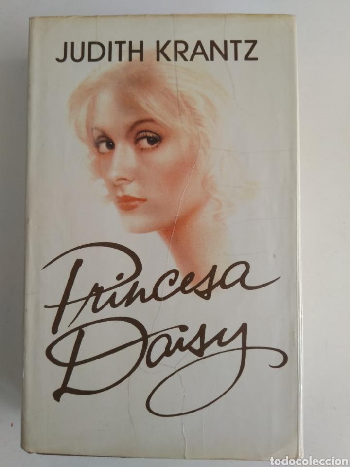 PRINCASA DAISY/JUDITH KRANTZ (Libros de Segunda Mano (posteriores a 1936) - Literatura - Narrativa - Novela Romántica)
