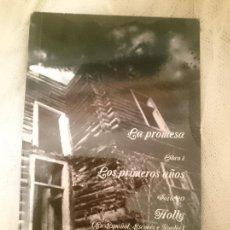 Libros de segunda mano: LA PROMESA LIBRO 1 LOS PRIMEROS AÑOS PARTE 20 HOLLY. Lote 150799698