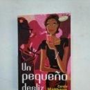 Libros de segunda mano: UN PEQUEÑO DESLIZ. - MATTHEWS, CAROLE. TDK366. Lote 151383854