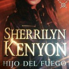 Libros de segunda mano: LIBRO EL HIJO DEL FUEGO. Lote 151518081