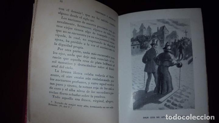 Libros de segunda mano: Tristezas y sonrisas - Gustavo Droz - Barcelona -1943 - Foto 11 - 151661178