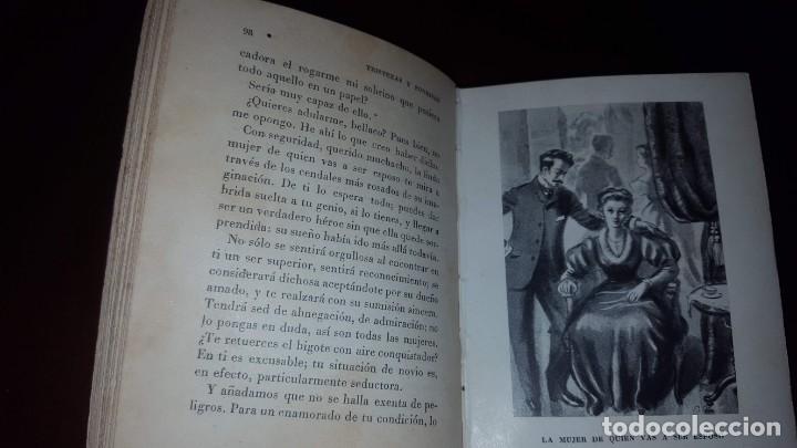 Libros de segunda mano: Tristezas y sonrisas - Gustavo Droz - Barcelona -1943 - Foto 12 - 151661178