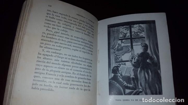 Libros de segunda mano: Tristezas y sonrisas - Gustavo Droz - Barcelona -1943 - Foto 13 - 151661178