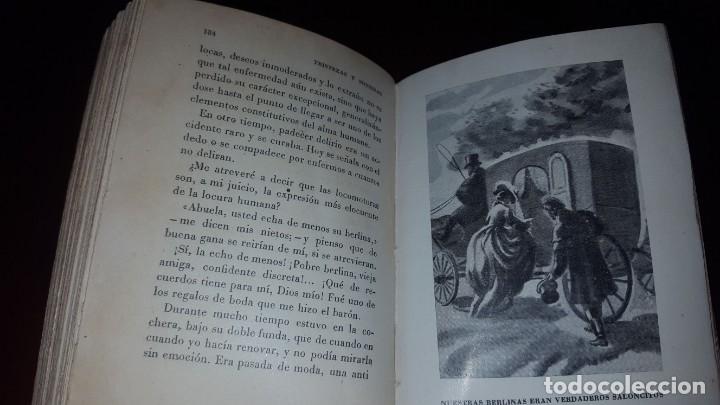 Libros de segunda mano: Tristezas y sonrisas - Gustavo Droz - Barcelona -1943 - Foto 14 - 151661178