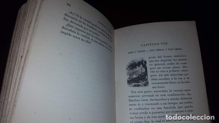 Libros de segunda mano: Tristezas y sonrisas - Gustavo Droz - Barcelona -1943 - Foto 15 - 151661178