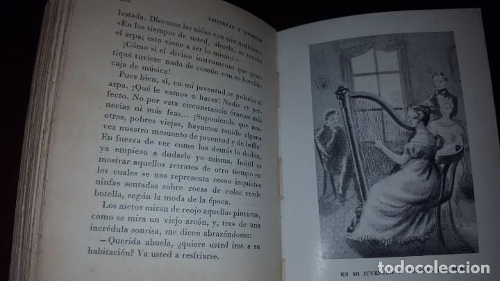 Libros de segunda mano: Tristezas y sonrisas - Gustavo Droz - Barcelona -1943 - Foto 16 - 151661178