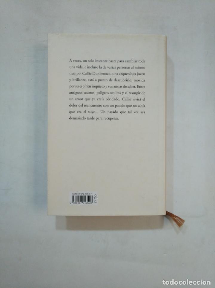 Libros de segunda mano: CITA CON EL PASADO. NORA ROBERTS. CIRCULO DE LECTORES. TDK367 - Foto 2 - 151727866