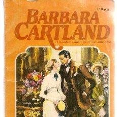 Libros de segunda mano: BARBARA CARTAND. Nº 24. MI VIDA POR SU AMOR. EDITORIAL ANDINA.(P/D33). Lote 152034722