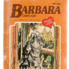 Libros de segunda mano: BARBARA CARTAND. Nº 74. LA DAMA DE GRIS. EDITORIAL ANDINA.(P/D33). Lote 152035390