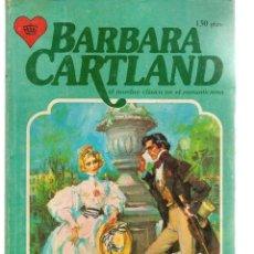 Libros de segunda mano: BARBARA CARTAND. Nº 40. LA NOVIA SOÑADORA, EDITORIAL ANDINA.(P/D33). Lote 152036370