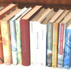 Libros de segunda mano: LOTE DE 13 NOVELAS DIFERENTES POR JOHANNA LINDSEY (VER TÍTULOS Y CARACTERÍSTICAS EN LA DESCRIPCIÓN). Lote 152507854
