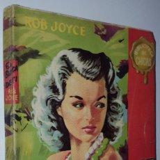 Libros de segunda mano: NOVELA / ROB JOYCE / EN BUSCA DE TI / EDICIONES GILSA Nº 13 / 2ª EDICION 1956. Lote 152842878