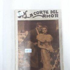 Libros de segunda mano: LA CORTE DEL AMOR. Lote 153418818