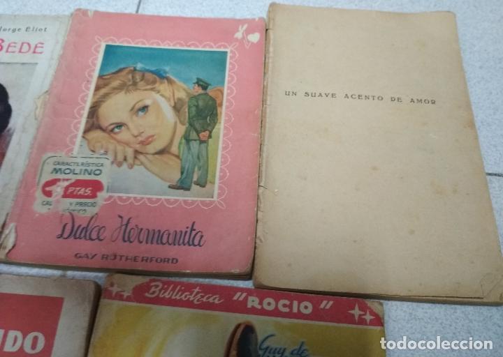 Libros de segunda mano: LOTE 5 NOVELAS ROMANTICAS. - Foto 4 - 153788262