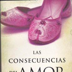 Libros de segunda mano: LAS CONSECUENCIAS DEL AMOR. Lote 154830506
