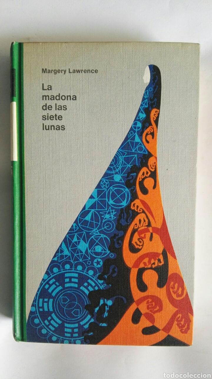 LA MADONA DE LAS SIETE LUNAS (Libros de Segunda Mano (posteriores a 1936) - Literatura - Narrativa - Novela Romántica)