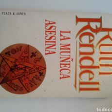 Libros de segunda mano: LA MUÑECA ASESINA/RUTH RENDELL. Lote 155653077