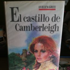Libros de segunda mano: EL CASTILLO DE CAMBERLEIGH - EVELYN GREY. Lote 155894510